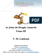 V. M. Lakhsmi – As Joias do Dragão Amarelo TOMO III (21ª a 26ª)