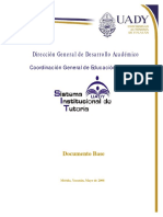Documento base del SIT