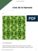 Los Beneficios de La Hipnosis _ PNLnet