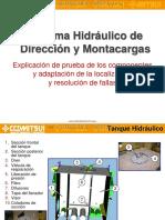 Curso Sistema Hidraulico Direccion Montacargas