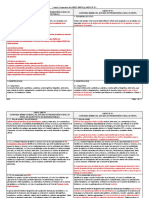 Cuadro Comparativo Del ANEXO SNIP 05 y ANEXO N 01