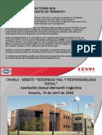 Jornada SV AMMA Rosario
