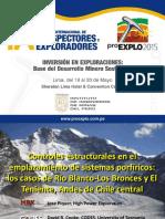 Controles estrucls en elmplazamiento de sistemas porfíricos Río Blanco-Los Bronces y Teniente, Andes de Chile central-jose_piquer.pdf