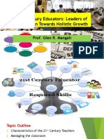 21st Century Teaching and Learning_GlenMangali