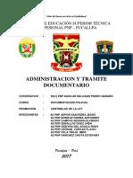 ADMINISTRACION DOCUMENTARIA