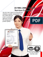 Company Profile ISO 9001