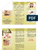 Leaflet Hypertensi Pada Ibu Hamil