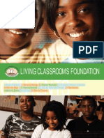 LIVING CLASSROOMS PROGRAMS