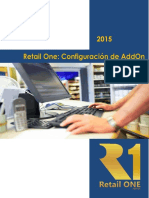 Retail One 2.5 - Configuración AddOn