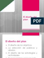 4 El Diseño Del Plan