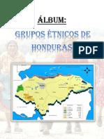 Álbum grupos etnicos de honduras