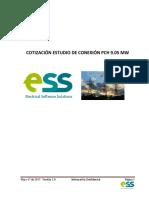 Estudio de Conexión PCH 9MW.pdf