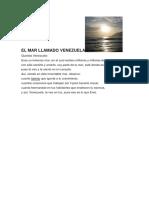 El Mar de Venezuela