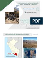Distrito Minero de Orcopampa