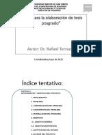 Guia Para La Elaboracion de t.