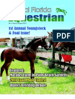 Central FL Equestrian magazine