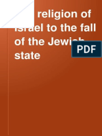 The Religion of Israel to the Fall of the - Abraham Kuenen