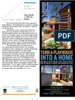 HomeAid Orange County's Project Playhouse - The Ocean Adventure Lab