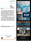 HomeAid Orange County's Project Playhouse - Nantucket Beach Cottage