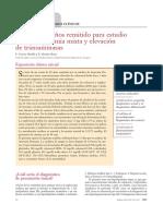 Caso Clinico Hiperlipidemia Mixta