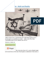 The Six Day War - Myth and Reality.docx