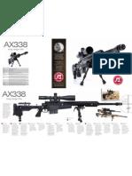 Accuracy International Ax Brochure