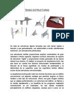 s. Estructuras