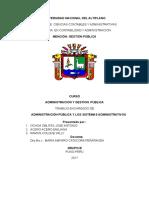 Sistemas Administrativos Quemar
