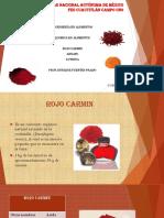 Quimica en Alimentos presentacion