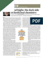 The Dark Side of Medicinal Chemistry