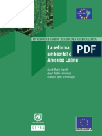REFORMA FISCAL AMBIENTAL A LATINA - CEPAL - 2015.pdf