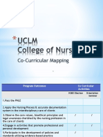 CN Co-Curricular Mapping