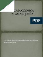La Casa Cc3b3smica Talamanquec3b1a3