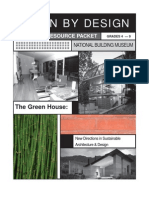 GREEN BY DESIGN