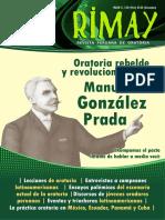 Revista Peruana de Oratoria Rimay N° 01