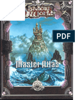 Shadow World - Master Atlas - 4th Ed