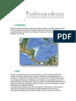 Iistmo Centroamericano recursos