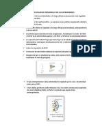 Regulacion Molecular Del Desarrollo de Las Extremidades