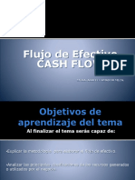 Flujo de Efectivo Plataforma
