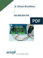 Manual Driver Brushless V1.0