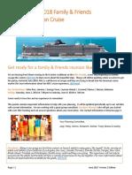 judy   patsys 2018 family   friends caribbean cruise june 2017 v2 edition