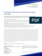 A review on the role of moisturizers for atopic.pdf
