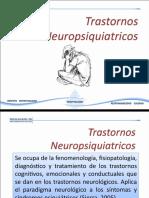 Neuropsicologia y Trastornos Psiquiatricos
