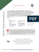 sphero financial literacy game instructions