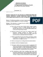 MMDA Memorandum Circular No. 4