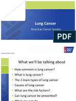 Lung Cancer Presentation Short
