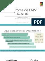 Síndrome de Eats Kcnj10