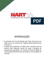 Apresentação HART