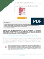 Plancess Study Material Mathematics for Jee Set 9788126555758