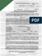 RADICADO 2505